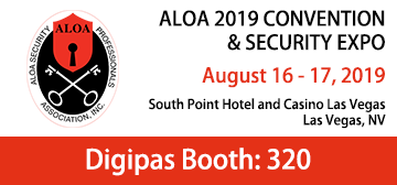 ALOA (Associated Locksmiths of America) 2019 CONVENTION & SECURITY EXPO
