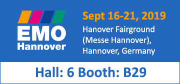 EMO HANNOVER 2019 - The world of metalworking